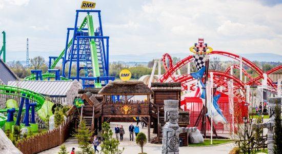 Energylandia rodzinny park rozrywki opinie