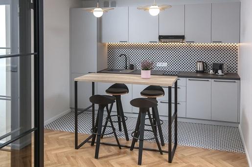 ermine suites kuchnia kraków noclegi dla rodzin 2
