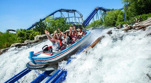 europa park najlepsze atrakcje niemcy top 100