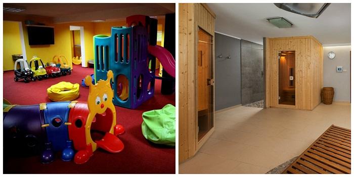 fajny hotel dla rodzin z dziećmi opinie najlepsze miejsca w Polsce 121