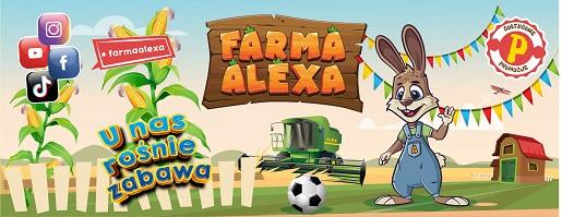 farma alexa łeba atrakcje dla dzieci