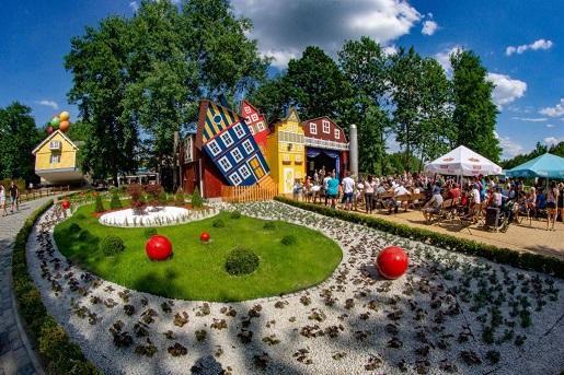 Ceny Farma Iluzji - atrakcje dla dzieci
