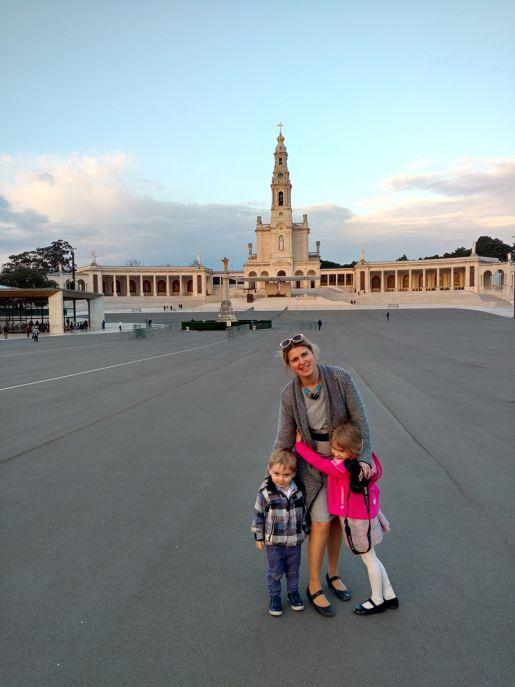 Fatima zwiedzanie z dziećmi opinie