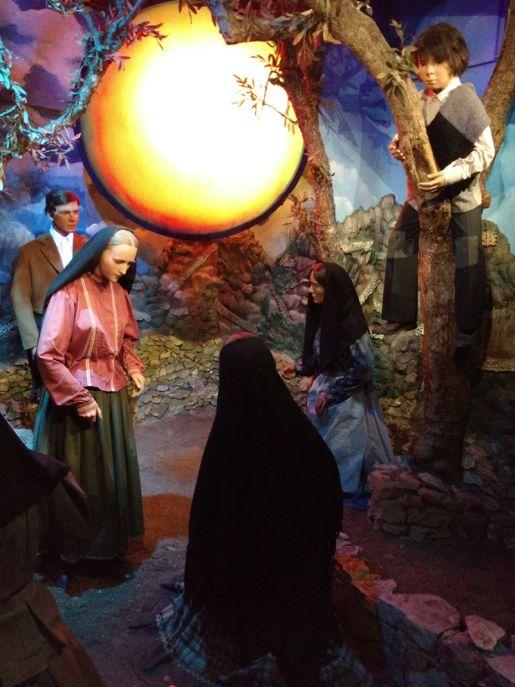 Muzeum Sanktuarium Fatimskiego – Exposicao Fatima Luz e Paz