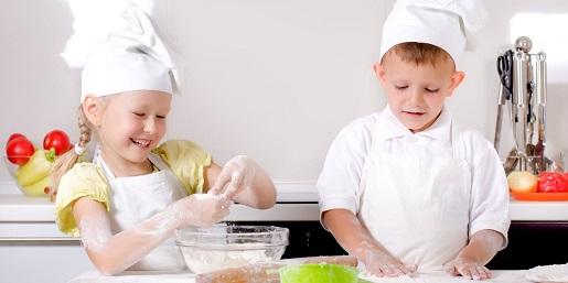 ferie z warsztatami kulinarnymi dla dzieci animacje