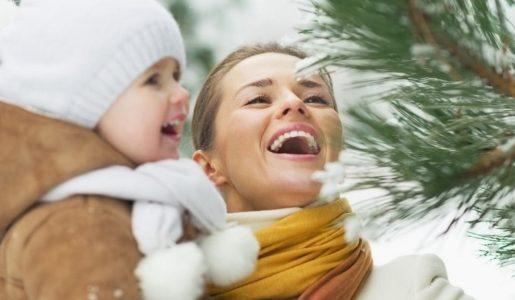 Ferie zimowe z dzieckiem hotel Zamek Ryn opinie