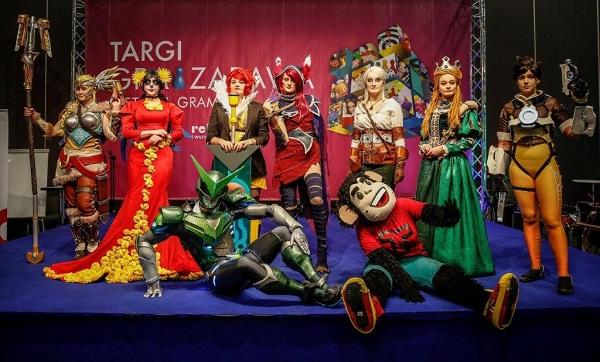 festiwal gier zabawek Gdańsk 2019 atrakcje godziny