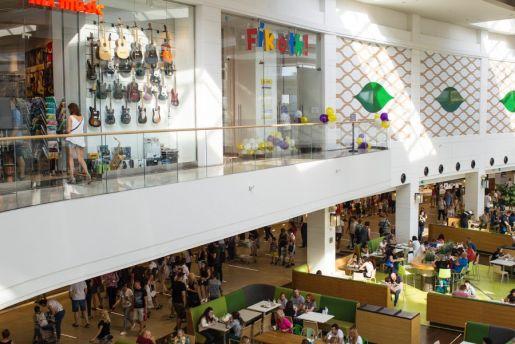 Centrum Handlowe Arkadia sala zabaw opinie atrakcje