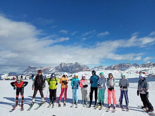 Włochy Alta Badia narty z dzieckiem ceny opinie ferie zimowe