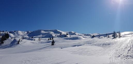 ferie zimowe z dziećmi Narty  Alta Badia Włochy