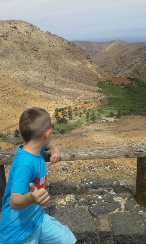 Fuerteventura Hiszpania wczasy z dzieckiem