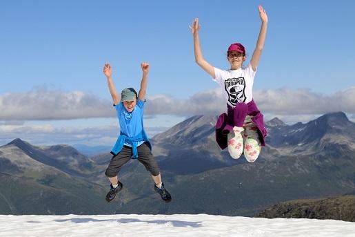 góry fiordy Norwegia z dziećmi opinie zwiedzanie