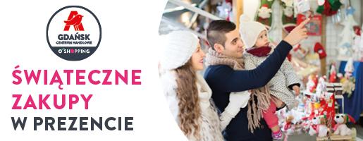 gdańsk jarmark świąteczny 2019 zakupy -Auchan