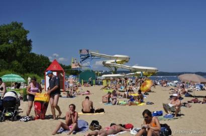 najlepsze plaże w Gdańsku Jelitkowo opinie