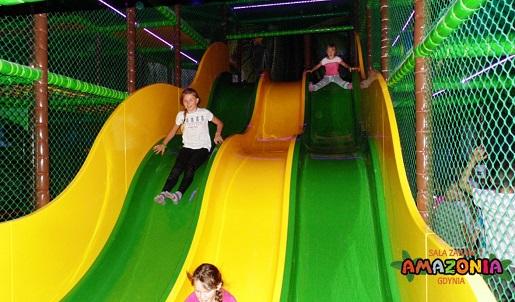 rodzinne atrakcje dla dzieci w Gdyni sala zabaw opinie