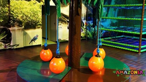sala zabaw w Gdyni atrakcje dla dzieci amazonia opinie
