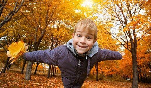 gdzie jesienią z dzieckiem w Polsce wakacje noclegi nad morzem