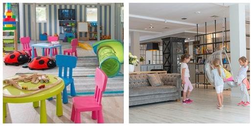 ferie zimowe 2021 z dzieckiem nad morzem hotel z atrakcjami