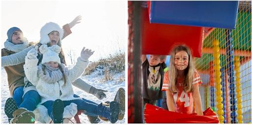 gdzie na ferie zimowe z dziećmi z animacjami hotel oferty z aquaparkiem