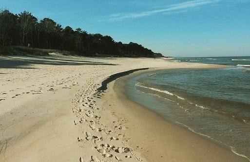 gdzie na plaże z dzieckiem Półwysep Helski opinie