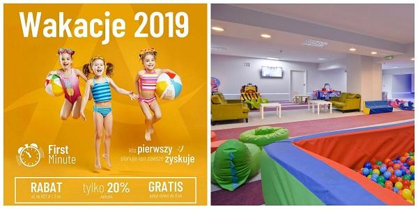 gdzie z dziećmi wakacje w Polsce 2019 nad Bałtykiem a1