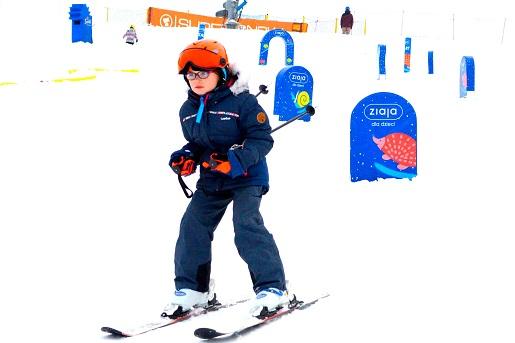 co robić z dzieckiem zimą na kaszubach atrakcje dla dzieci wyciąg wieżyca opinie