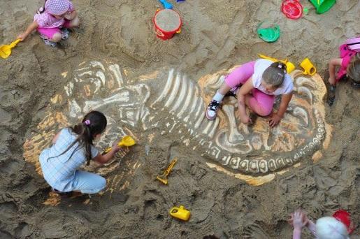 rodzinne atrakcje dla dzieci w malborku park dinozaurów opinie