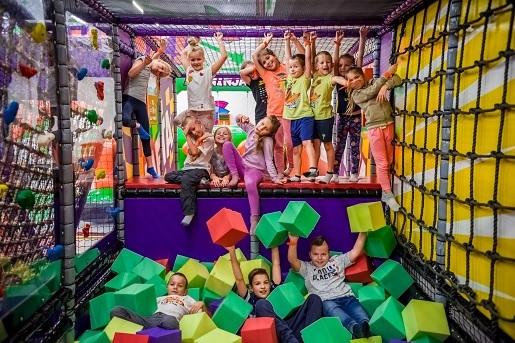 gdzie zrobić urodziny dla dziecka w Krakowie najlepsze miejsce