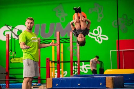 aktywnie z dzieckiem Kraków rodzinne atrakcje trampoliny opinie