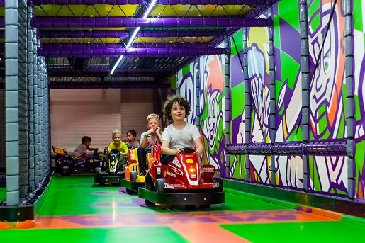 park rozrywki w krakowie dla dzieci atrakcje opinie