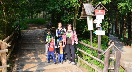 atrakcje dla dzieci wycieczka na Babią Górę