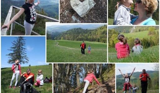 wasze podróże góry z dzieckiem