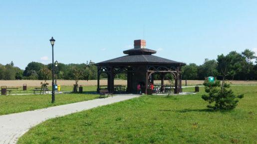 Inowrocław rodzinne atrakcje park