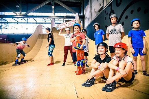 hangar 646 warszawa atrakcje dziecięce opinie mokotow goclaw