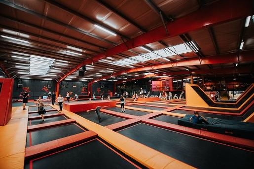hangar 646 warszawa atrakcje dziecięce opinie