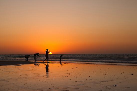 wczasy z dzieckiem Dubaj plaże atrakcje