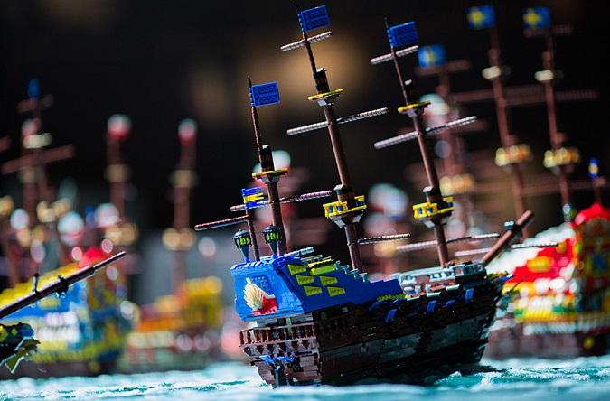 wystawa LEGO Kraków opinie