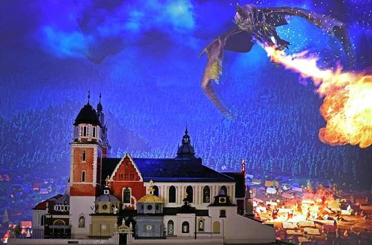 HistoryLand Kraków rodzinne atrakcje