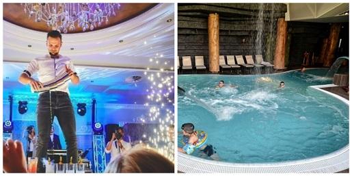 hotel Żubrówka gdzie na sylwestra z dzieckiem ceny oferty pakiety hoteli