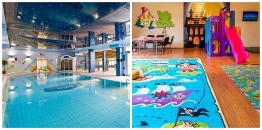 hotel Lidia Wielkanoc 2019 urlop nad morzem pakiety hoteli wypoczynek basen atrakcje dla dzieci