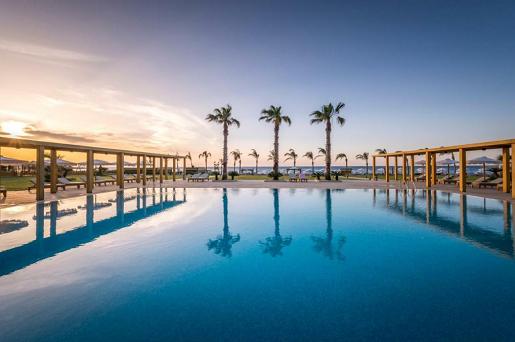 hotel alila grecja rodos wakacje z dziecmi basen