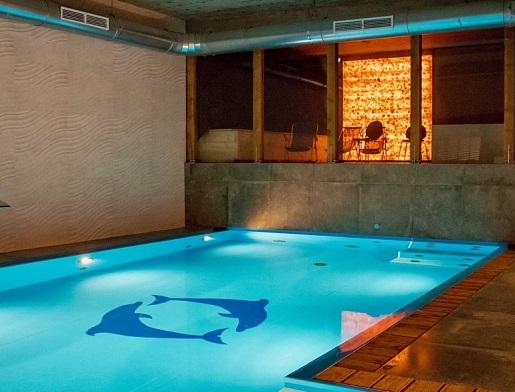 hotel amber port darłowo atrakcje dla dzieci basen