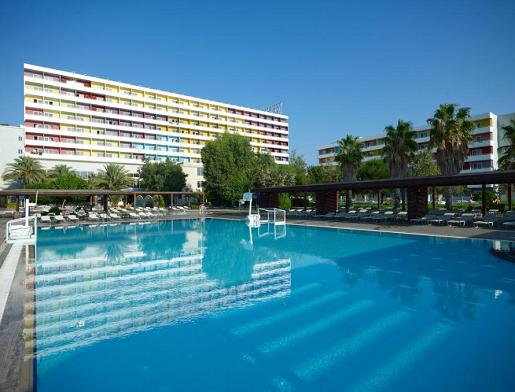 hotel esperides widok grecja rodos wakacje z dziecmi hotele