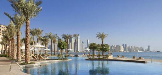 Hotel Fairmont rodzinne noclegi Dubaj opinie