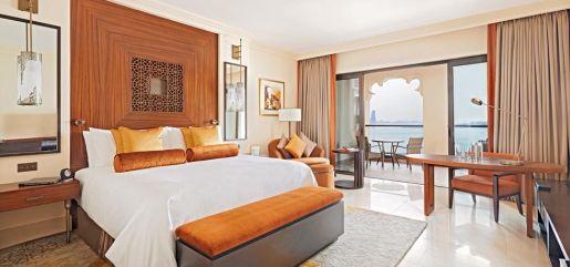 Pokoje Fairmont Dubaj hotel przyjazny rodzinie