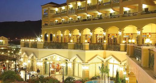 hotel lindos princess grecja rodos wakacje z dziecmi opinie