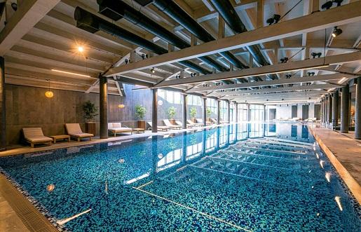 hotel radisson blu sopot basen hotele dla rodzin z dziecmi