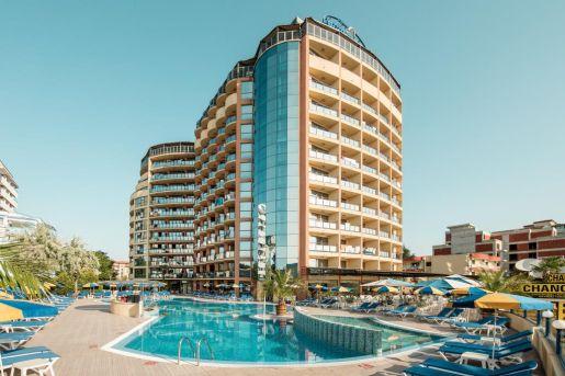smartline Meridian Bułgaria wakacje z dzieckiem opinie