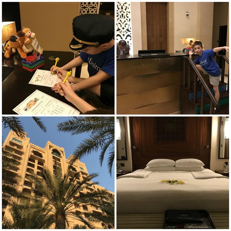 hotel z atrakcjami dla dzieci Dubaj opinie 1