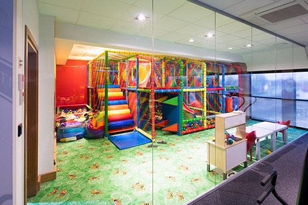hotel z atrakcjami dla dzieci Mielno Mielenko Baltin opinie